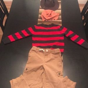 Other - Freddy Kruger 4 piece Costume.